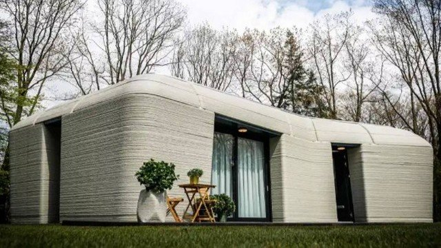 xblog print 1.jpg.pagespeed.ic .H jZNPsvHY - SUSTENTABILIDADE: Casal se muda para a primeira casa impressa em 3D da Europa - VEJA VÍDEO