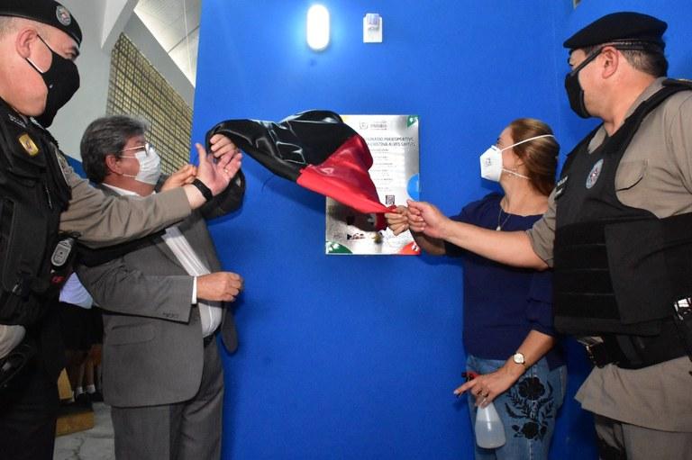 09f39640 a93d 4000 bca7 4ad3d1567f75 - João Azevêdo inaugura Complexo Ambiental e reformas de equipamentos da Segurança em João Pessoa