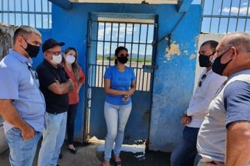 1 1 - Prefeitura de Patos busca melhorias para o tratamento dos efluentes do matadouro público