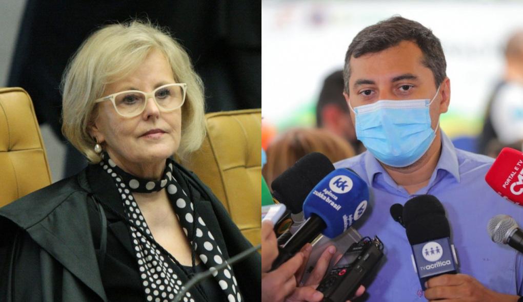 1623324913744422 - Rosa Weber autoriza governador do Amazonas a não comparecer à CPI da Covid