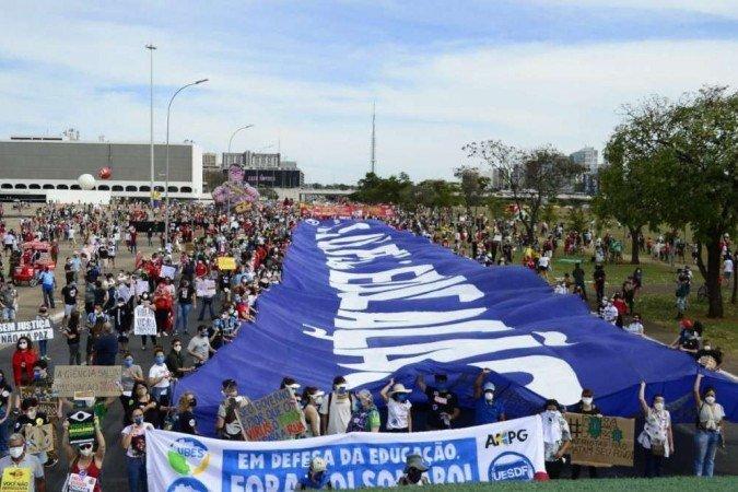 1 whatsapp image 2021 05 29 at 10 29 59 6682704 - Frentes e movimentos marcam nova manifestação contra Bolsonaro em 19 de junho