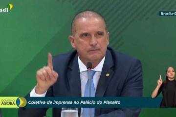 'DENUNCIAÇÃO CALUNIOSA': Governo diz que não pagou vacinas e manda PF investigar Luís Miranda, diz Onyx