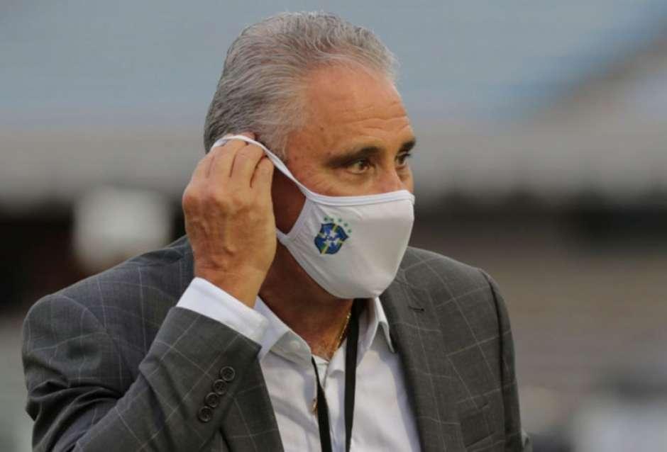 432833207 5fb47ce438413 - Tite revela que jogadores tiveram conversa 'direta' com o presidente da CBF sobre a Copa América