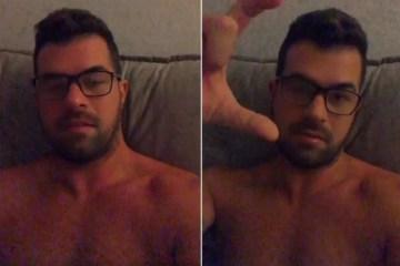 Borat de 'Amor e Sexo' tem alta de nova cirurgia, seis meses após ser baleado