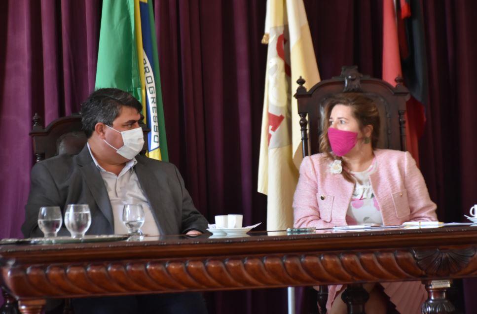 Capturar.JPGyh  - Presidente da CMJP e Associação Comercial discutem parcerias em João Pessoa