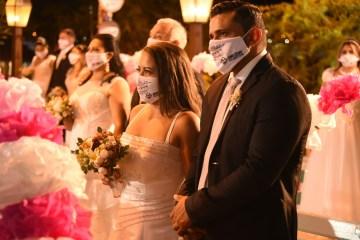 Casamento Coletivo 17 - Senac realiza produção de noivas para o Casamento Coletivo em Campina Grande