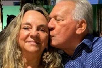 """DRA PAULA E ALDEMIR 1 - """"Estou muito mais confiante"""": dra Paula fala sobre a saúde de Zé Aldemir e pede orações - OUÇA"""