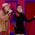 """JULIETTE E ALCEU - ARRAIA WS: Juliette canta """"Anunciação"""" com Alceu Valença e emociona público - VEJA VÍDEO"""