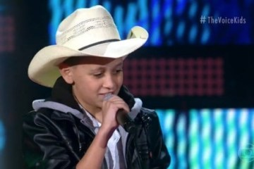 Jhonny Diniz o 'Vaqueirinho da Paraíba' éaprovado em fase de audições às cegas do The Voice Kids 2021 – VEJA VÍDEO