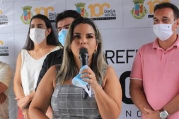 KARLA 750x375 1 - Prefeitura de Conde mapeia obras paralisadas, libera recursos e retomará a construção da UPA