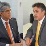 """RICARDO E CASSIO - Senador em 2022: Cássio ou Ricardo? """"Duelo de Gigantes"""" - Por Gildo Araú"""