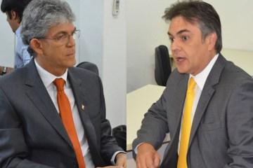 """Senador em 2022: Cássio ou Ricardo? """"Duelo de Gigantes"""" – Por Gildo Araú"""