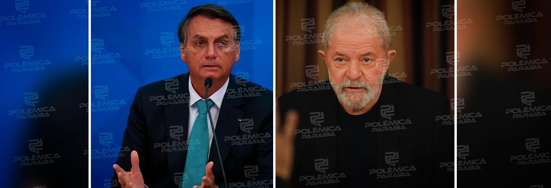 WhatsApp Image 2021 06 11 at 15.42.11 1 - ELEIÇÕES 2022: Lula sobe para 45% e Bolsonaro cai para 36%, aponta pesquisa