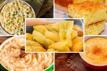 COMIDA TAMBÉM É TRADIÇÃO: Confira receitas criativas e deliciosas para aproveitar os festejos juninos em casa
