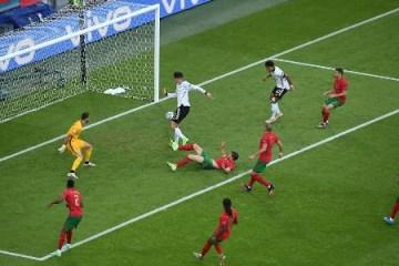 Eurocopa: Alemanha vence Portugal de virada em jogão com seis gols