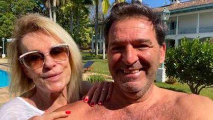 ana maria braga 418x235 1 - Marido de Ana Maria Braga diz que ficou surpreso com fim do casamento