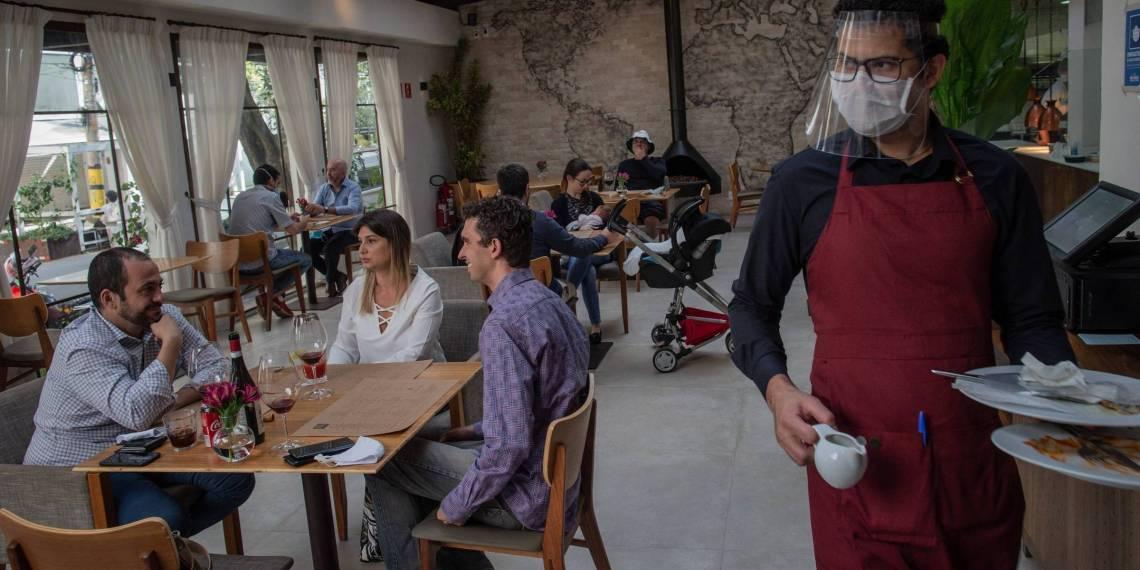 bares e restaurantes - NOVO DECRETO NA PB: bares e restaurantes poderão funcionar até as 21h e Shoppings segem funcionando até as 22h