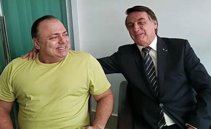 """bo - Pazuello, o """"pivô"""" de uma crise no oficialato que interessa a Bolsonaro - Por Nonato Guedes"""
