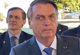 Bolsonaro diz que TCU põe em dúvida metade das mortes por Covid-19: 'tem um relatório'; VEJA VÍDEO