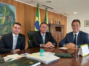 """bolsonaro patriota 300x223 - """"Não terá segurança"""": vice-presidente do Patriota diz que Bolsonaro não teria candidatura garantida no partido"""