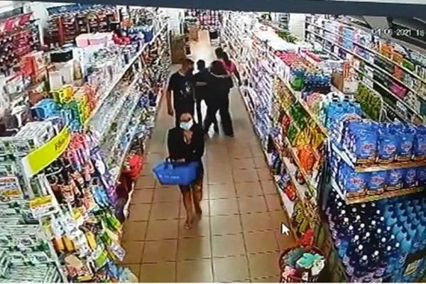bombeiro 9 600x400 1 - Bombeiro preso por apalpar seio de adolescente em supermercado é solto em 24h - VEJA VÍDEO