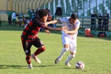 A RAPOSA GANHOU! Campinense vence Sousa e leva vantagem com gol de Edinho Corrêa