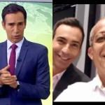cesar tralli - Cesar Tralli se emociona ao anunciar morte de colega vítima da Covid-10 - VEJA VÍDEO