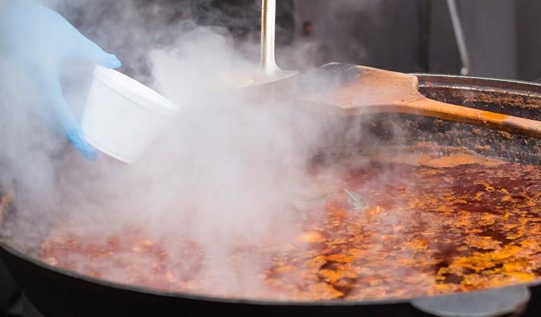 chef - Chef iraquiano morre após cair em caldeirão de sopa de galinha
