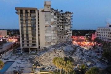 Vídeo mostra momento exato de desabamento de prédio – ASSISTA