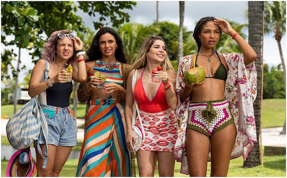 filme carnaval netflix - Filme com participação de influencer paraibana é top 10 mundial e top 3 Brasil na Netflix - CONFIRA