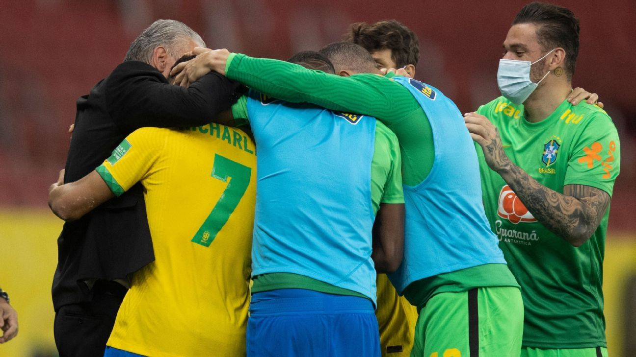i 1 - MANIFESTO: 'Somos contra a organização da Copa América, mas nunca diremos não à seleção', dizem jogadores do Brasil