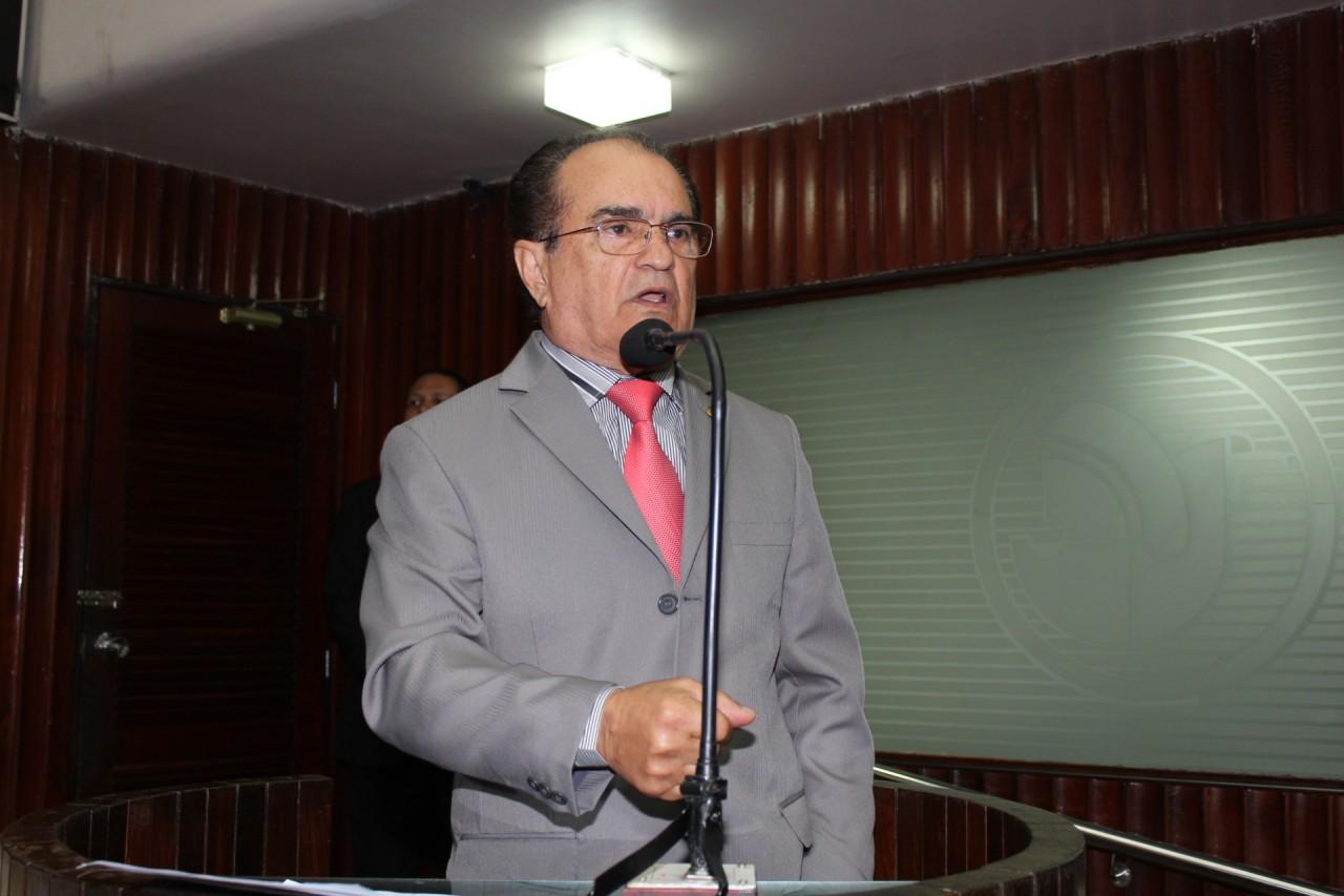 ivaldo moraes - Ex-deputado estadual Ivaldo Moraes está internado com Covid-19 em Campina Grande