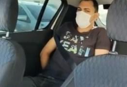 EM CAMPINA GRANDE: homem que matou namorado com 23 facadas é preso e diz que ciúmes foi motivação