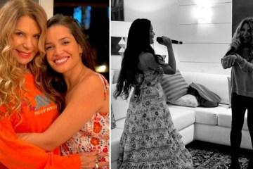 juliette elba ramalho 3 1024x576 1 - Elba Ramalho diz que Juliette virou ''uma filhinha'' e dá spoilers da live de São João - VEJA VÍDEO