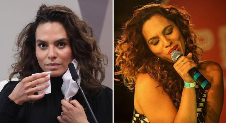 luana araujo 03062021094217024 - Médica que depôs na CPI da Covid, Luana Araújo também é cantora - VEJA VÍDEO