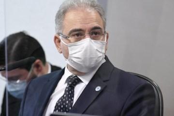 Ministro da Saúde Marcelo Queiroga cumpre agenda na Paraíba nesta sexta-feira e sábado