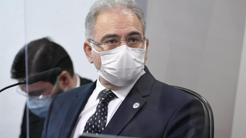 ministro da saude marcelo queiroga presta novo depoimento a cpi da pandemia - Ministro da Saúde Marcelo Queiroga cumpre agenda na Paraíba nesta sexta-feira e sábado