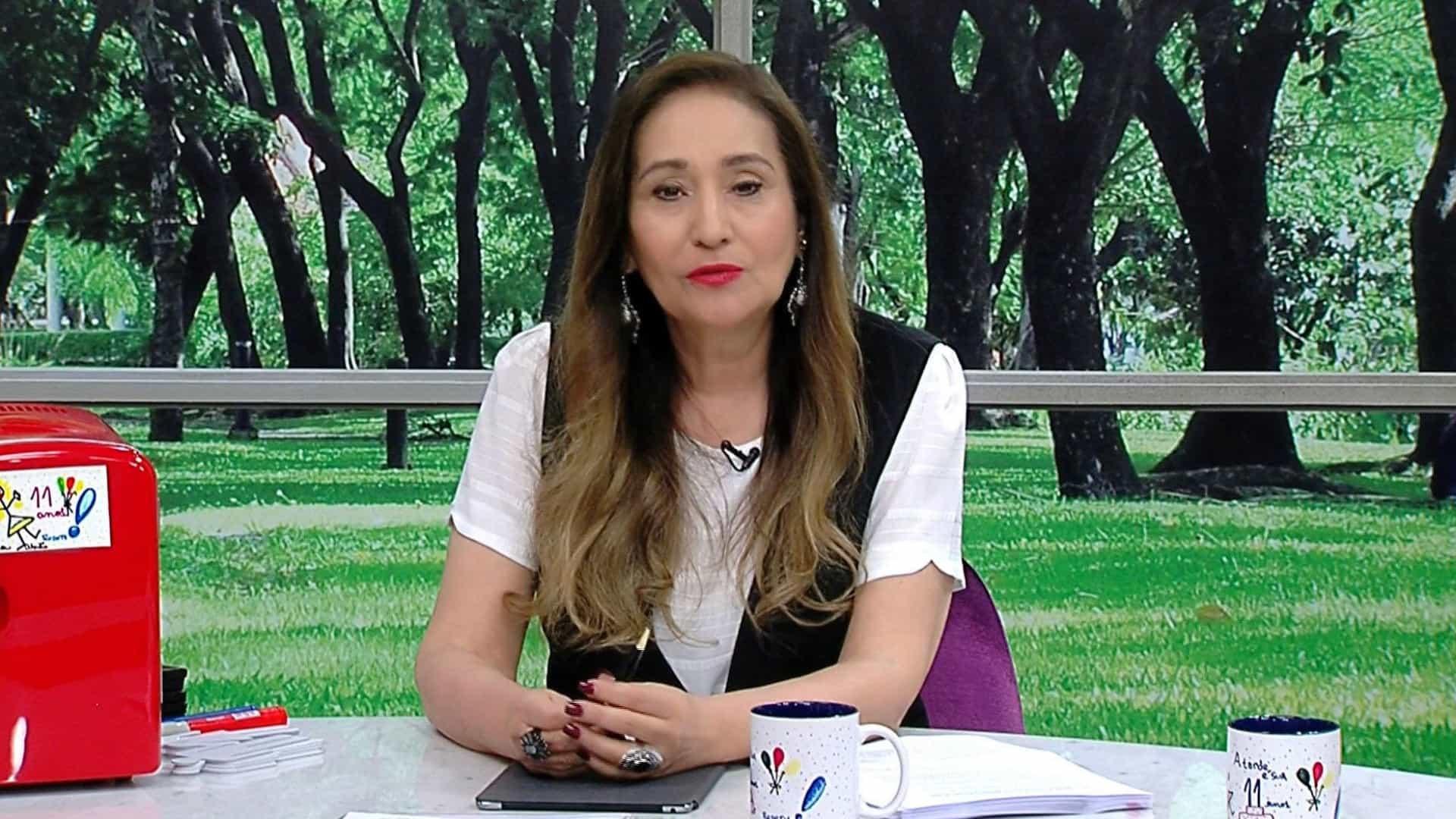 naom 5b364ff082b3e - Com suspeita de Covid, Sonia Abrão comanda A Tarde é Sua de casa