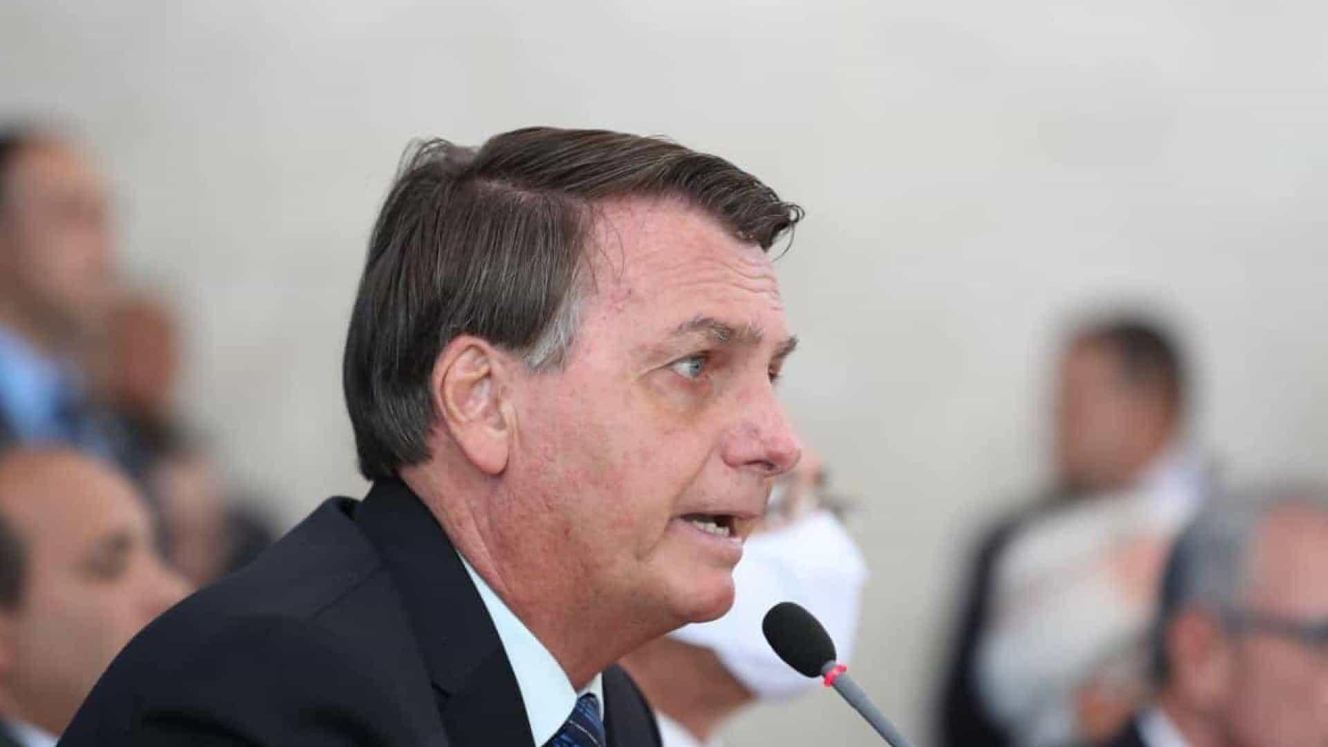 naom 601d83c760183 - Em novo ataque à imprensa, Bolsonaro insulta apresentadora da CNN Brasil