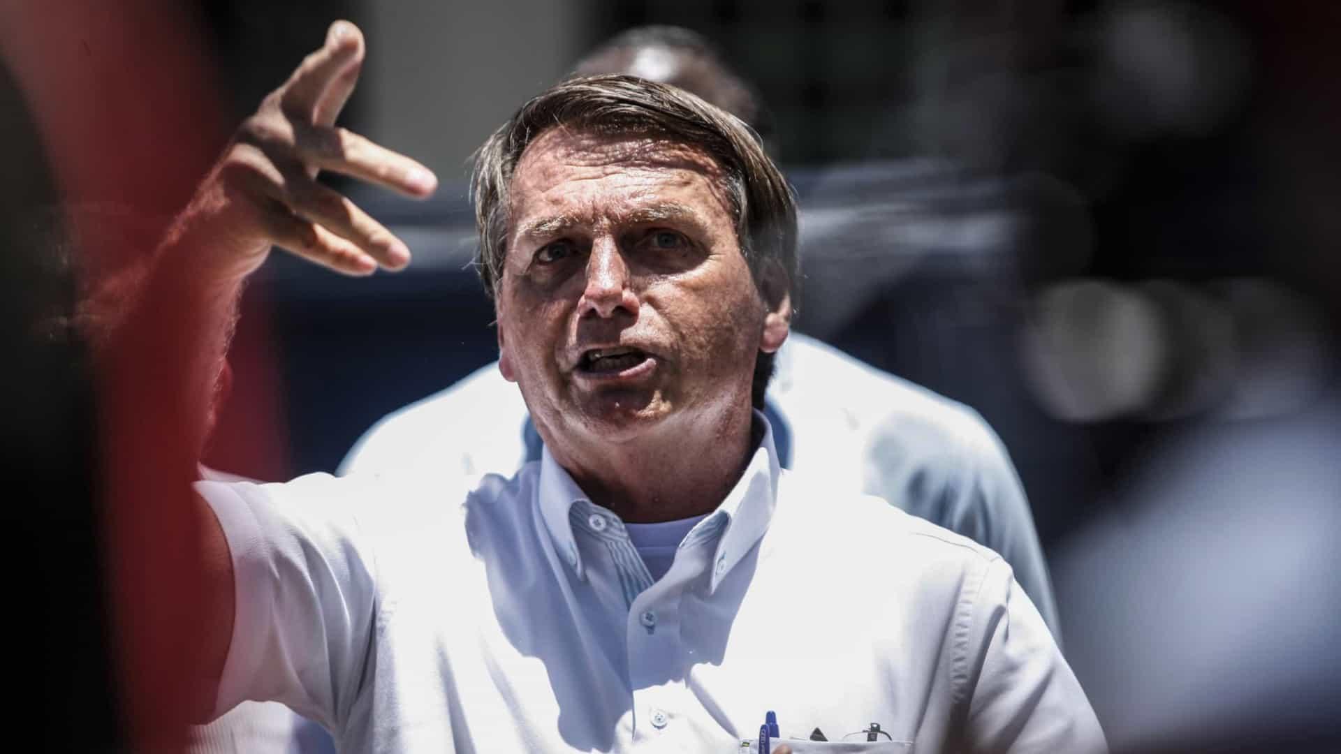 naom 6051b6f6b112f - 'CPF cancelado', comemora Bolsonaro ao comentar a morte de Lázaro