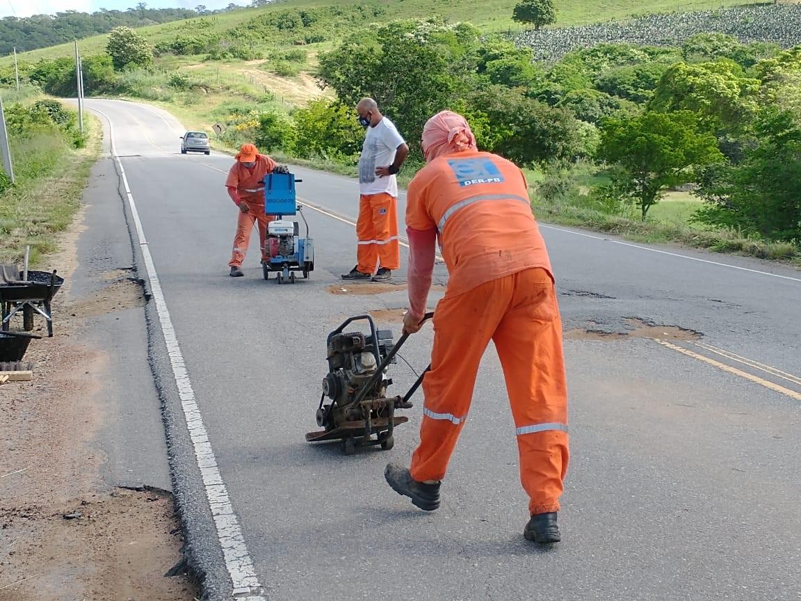 obras pb079 - Deputado Bosco Carneiro tem requerimento atendido em prol da PB-079