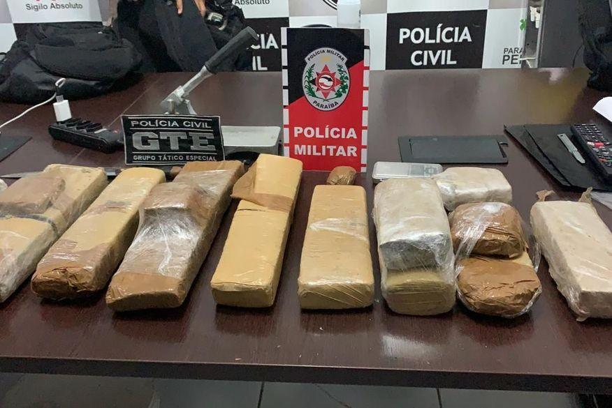 operacao policial - TRÊS PESSOAS PRESAS: Operação policial cumpre mandados de busca e apreensão em Santa Luzia