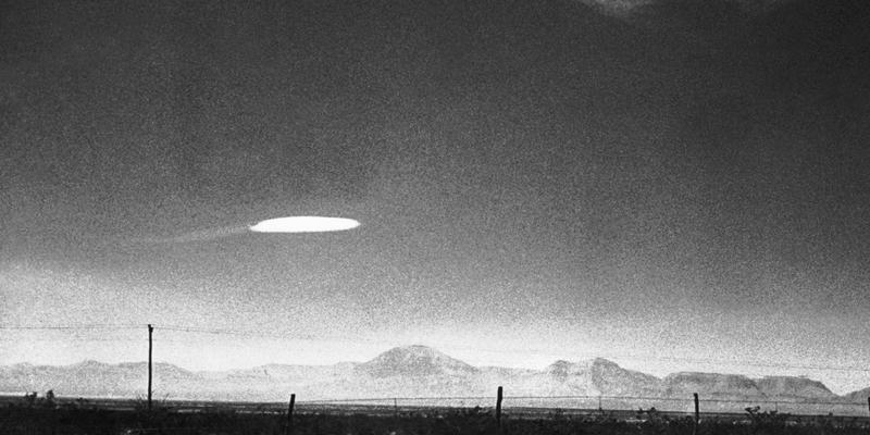 ovni avistado perto do centro de desenvolvimento aereo holloman no novo mexico - DIA INTERNACIONAL DO DISCO VOADOR: Confira imagens dos objetos mais estranhos já observados
