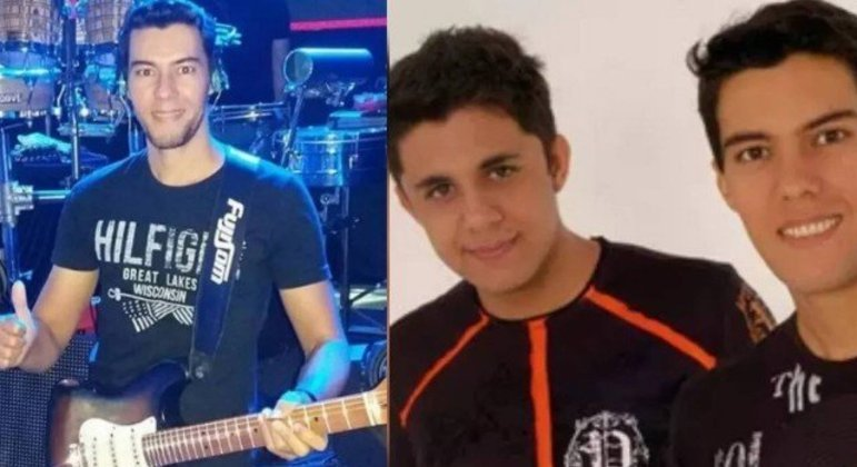 sertanejo desaparecido Luizmar damasceno - Músico que fez dupla com Cristiano Araújo está desaparecido em Goiânia e família faz campanha para encontrá-lo