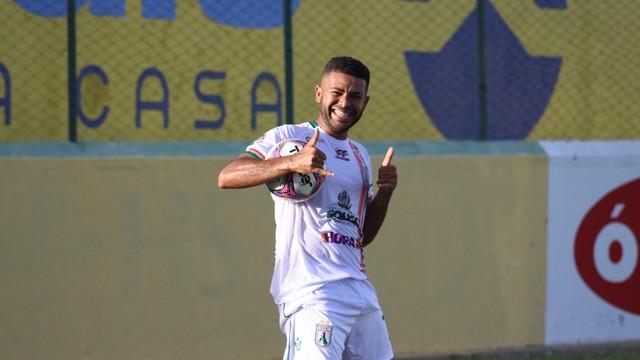 sousa liniker - Sousa vence Atlético-CE por 2 a 1 na estreia da Série D do Campeonato Brasileiro