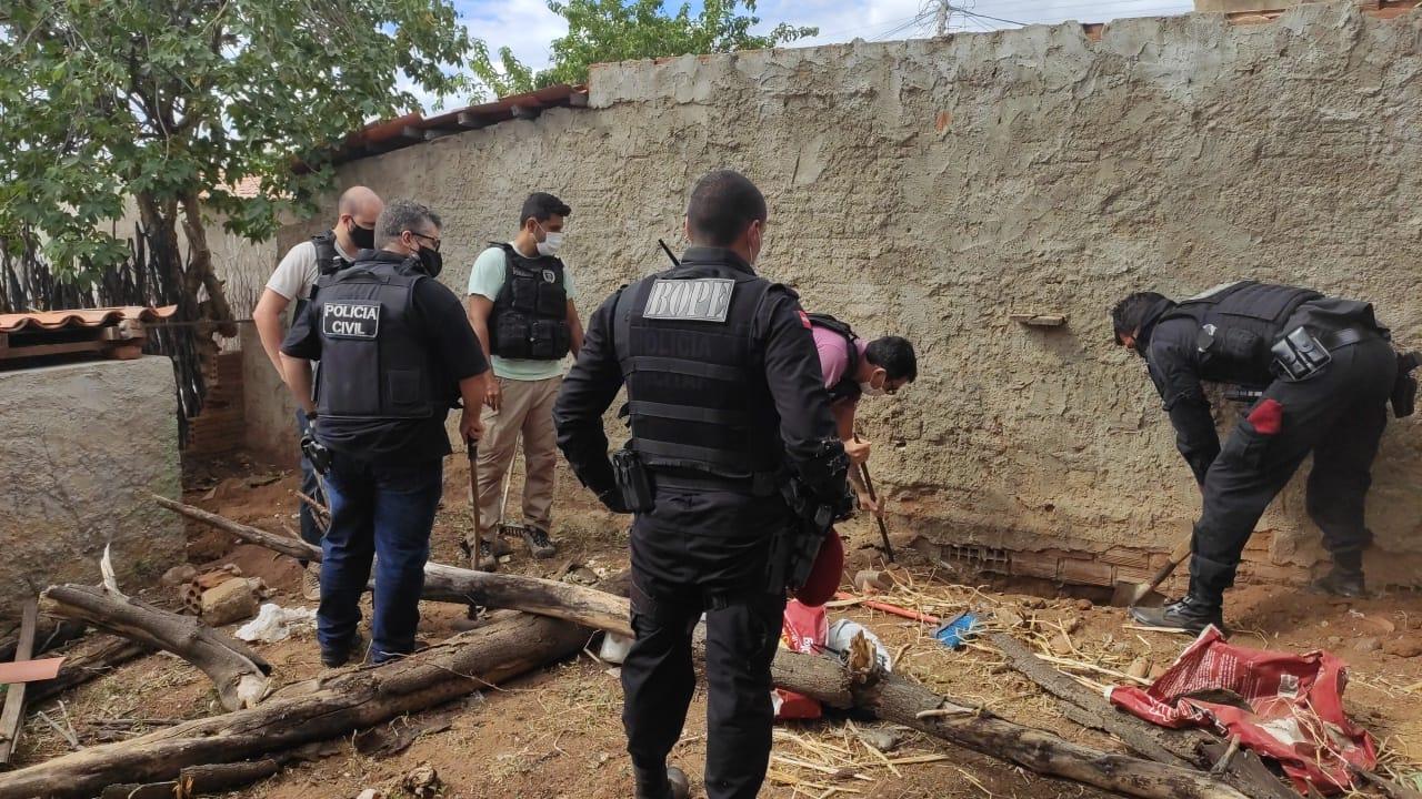 whatsapp image 2021 06 01 at 060355 - TRÊS PESSOAS PRESAS: Operação policial cumpre mandados de busca e apreensão em Santa Luzia