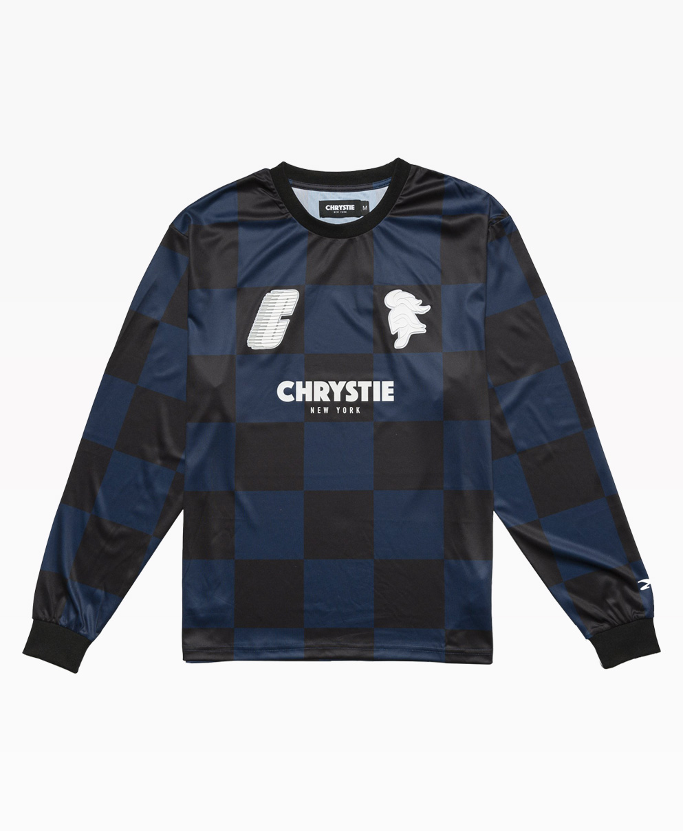 Chrystie Swfc 10th Anniversary Soccer Jersey : Away Color Front