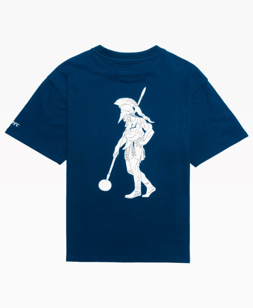 Chrystie Swfc Fnl Warrior T Shirt : Navy Back