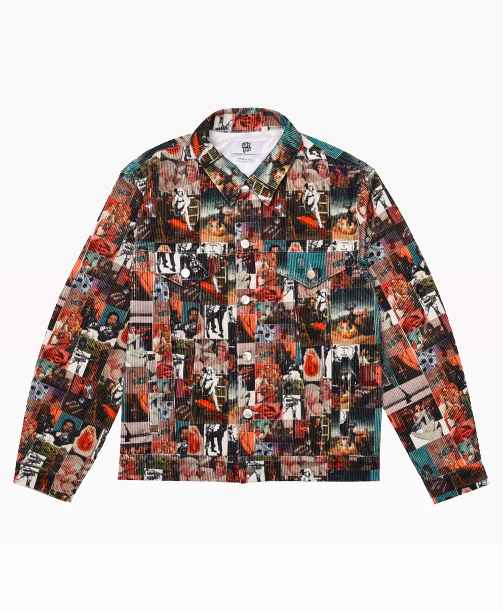 Lifesux Corduroy Jacket Front