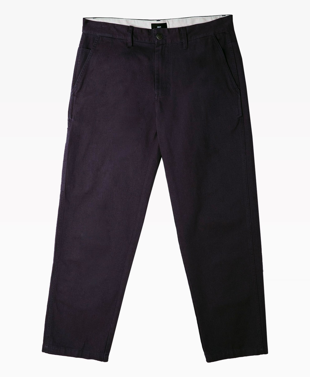 Obey Clothing Hardwork Carpenter Ii Pant Front